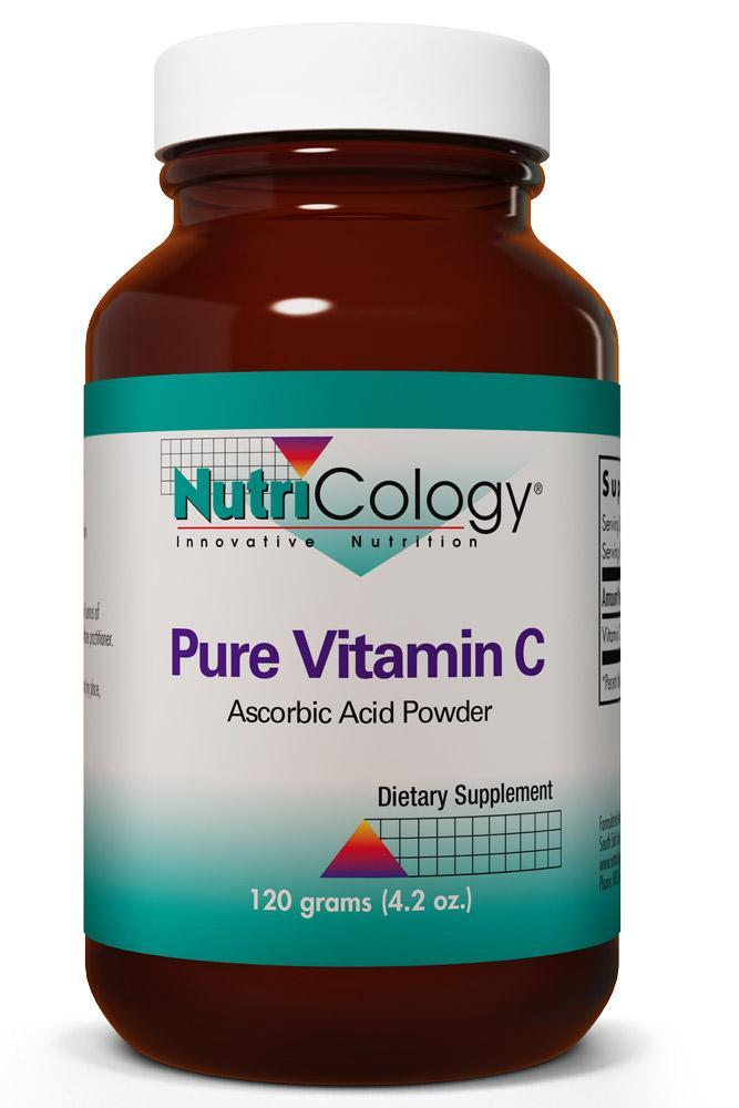 Pure Vitamin C Powder 120 grams (4.2 oz)
