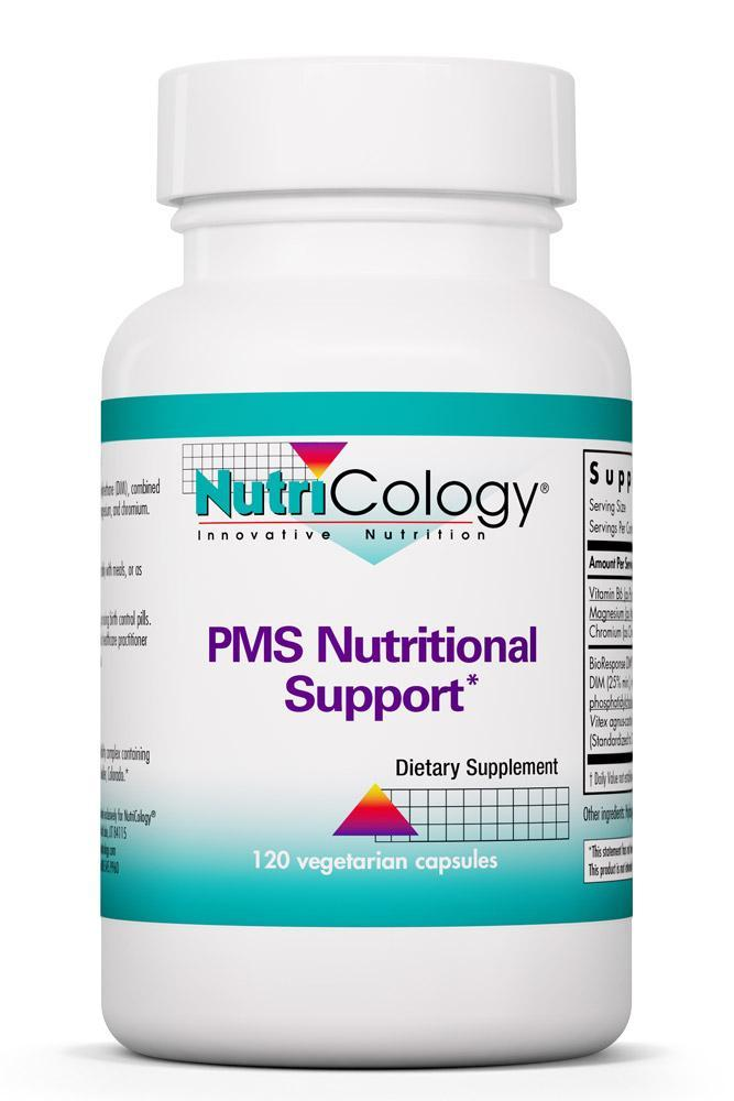 PMS Nutritional Support 120 Vegetarian Capsules