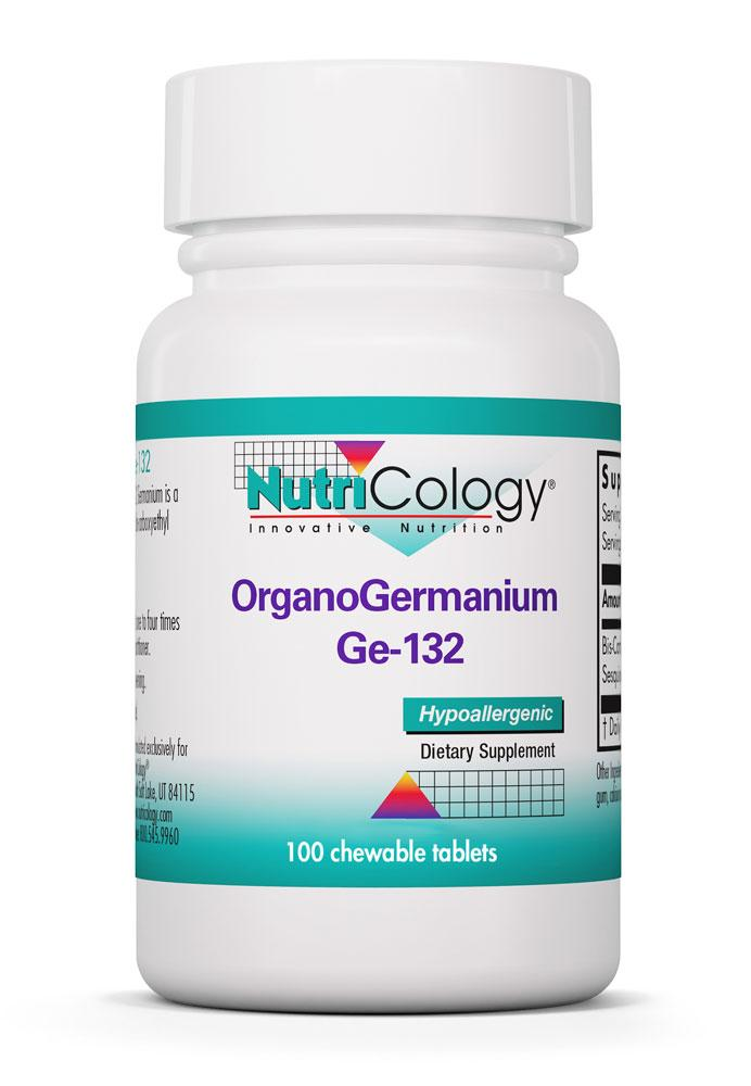 OrganoGermanium Ge-132 100 Tablets