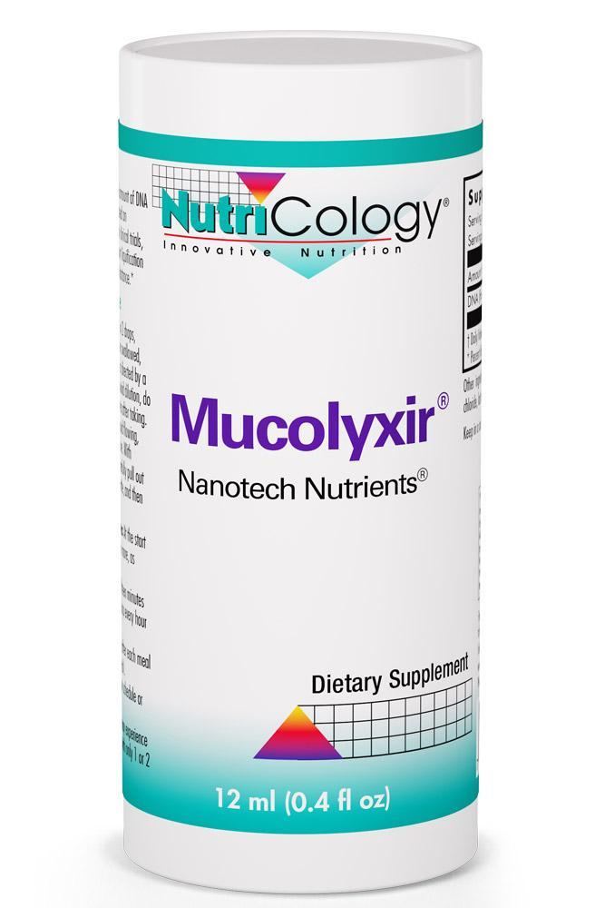 Mucolyxir® 12 mL (0.4 fl. oz.)