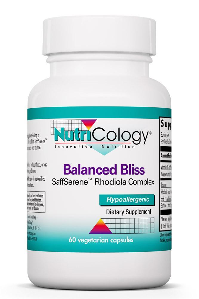 Balanced Bliss 60 Vegetarian Capsules