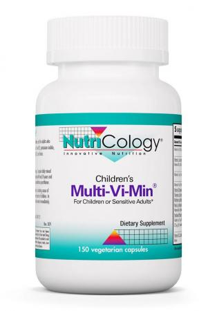 Children's Multi-Vi-Min 150 Vegetarian Caps