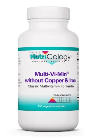 Multi-Vi-Min® without Copper & Iron 150 Caps