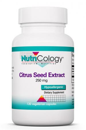 Citrus Seed Extract 250 Mg 120 Vegetarian Caps