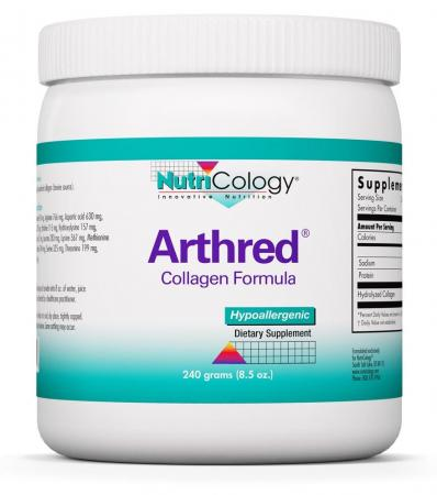 Arthred® Collagen Formula 240 Grams Powder