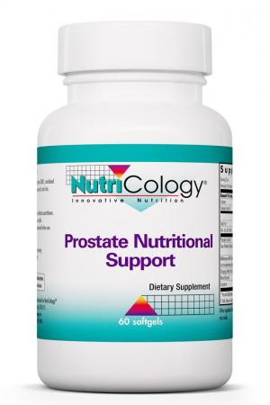 Prostate Nutritional Support 60 Softgels