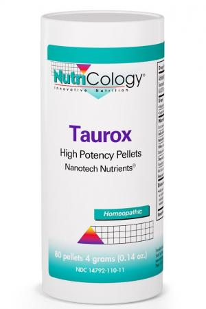 Taurox High Potency Nanotech Nutrients® 80 pellets 4 grams (0.14 oz.)