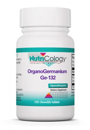 OrganoGermanium 100 tablets