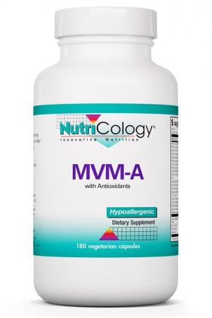 MVM-A with Antioxidants 180 vegetarian capsules