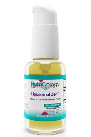 Liposomal Zen Enhanced Calmness Day or Night* 50 mL (1.7 fl. oz.)