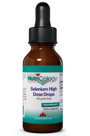 Selenium High Dose Drops 15 mL (0.50 fl. oz.)
