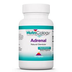 Adrenal Natural Glandular 150 Vegicaps