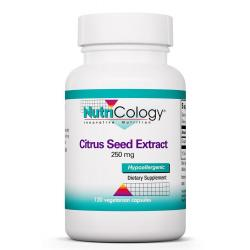 Citrus Seed Extract 250 Mg 120 Vegetarian Capsules