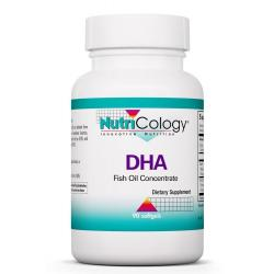 DHA Fish Oil Concentrate 90 Softgels