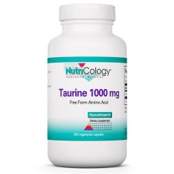 Taurine 1000 Mg 250 Vegetarian Caps