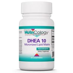DHEA 10 mg 60 Scored Tablets