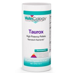Taurox High Potency 80 Pellets Nanotech Nutrients® Net 0.14 oz.