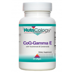 CoQ-Gamma E 60 Softgels