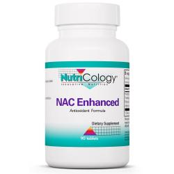 NAC Enhanced Antioxidant Formula 90 tablets