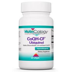 CoQH-CF™ Ubiquinol 60 Softgels