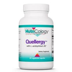 Quellergy™ With L. acidophilus L-92® 60 Vegetarian Capsules