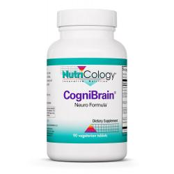 CogniBrain® 90 Vegetarian Tablets